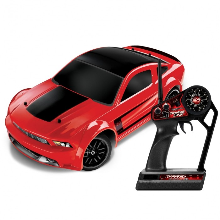 ford mustang boss 302 1 16 vxl 2 4ghz modelisme. Black Bedroom Furniture Sets. Home Design Ideas