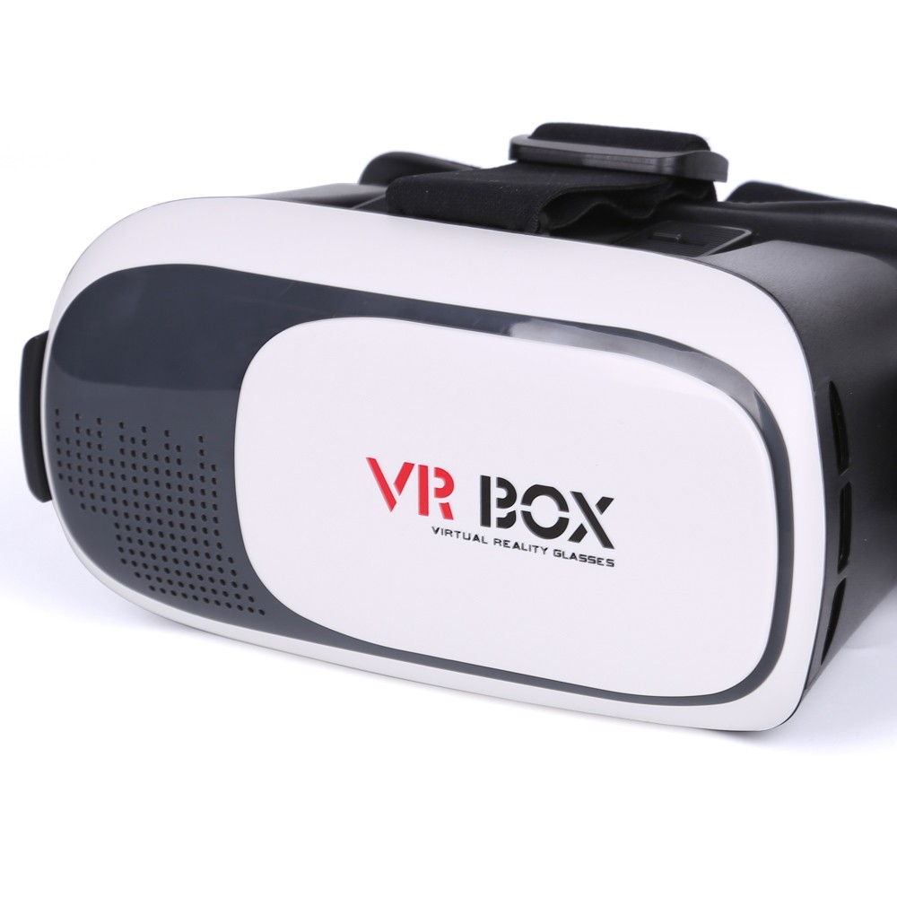 casque r alit virtuelle vr box pour t l phone portable. Black Bedroom Furniture Sets. Home Design Ideas