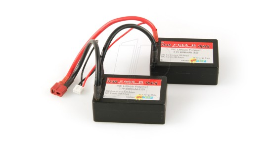 how to charge saddle pack lipo