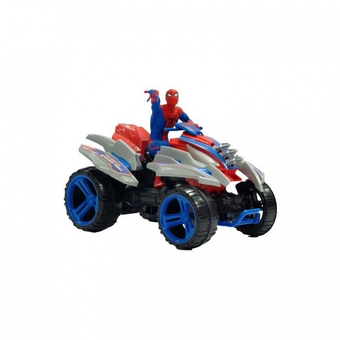 Quad spider man amazing silverlit modelisme www - Quad spiderman ...