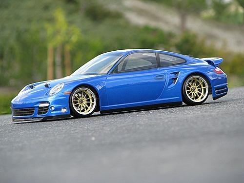 Carrosserie Porsche 911 200mm Modelisme Www Fxmodelrc Com