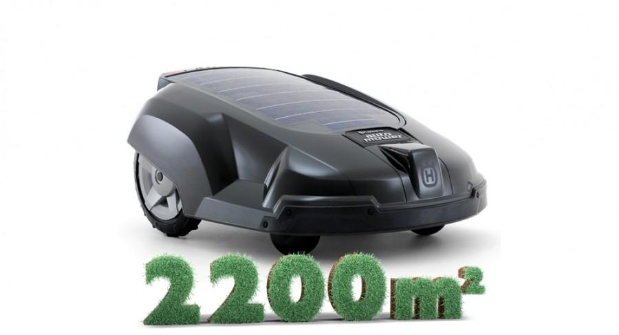 husqvarna automower solar hybrid modelisme www. Black Bedroom Furniture Sets. Home Design Ideas