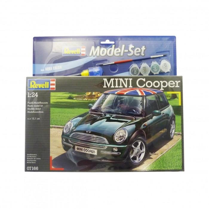 model set mini cooper revell modelisme. Black Bedroom Furniture Sets. Home Design Ideas