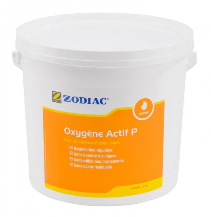 Oxyg ne actif p poudre 5kg modelisme for Oxygene actif pour piscine