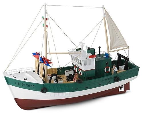 bateau de peche rc