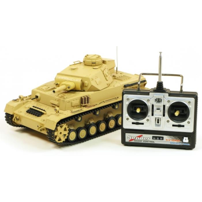 char d 39 assault rc 1 16 panzerkampfwagen iv ausf f1 bruit. Black Bedroom Furniture Sets. Home Design Ideas