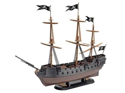 pirate ship revell modelisme. Black Bedroom Furniture Sets. Home Design Ideas