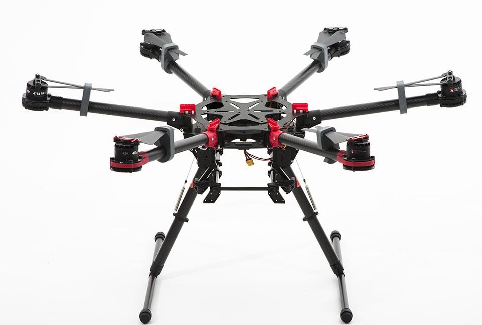 spreading wings s900 pro dji - modelisme