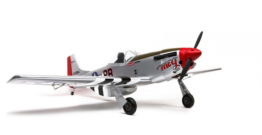 Hangar 9 Avion Warbird P 51 Mustang Bnf Modelisme Www