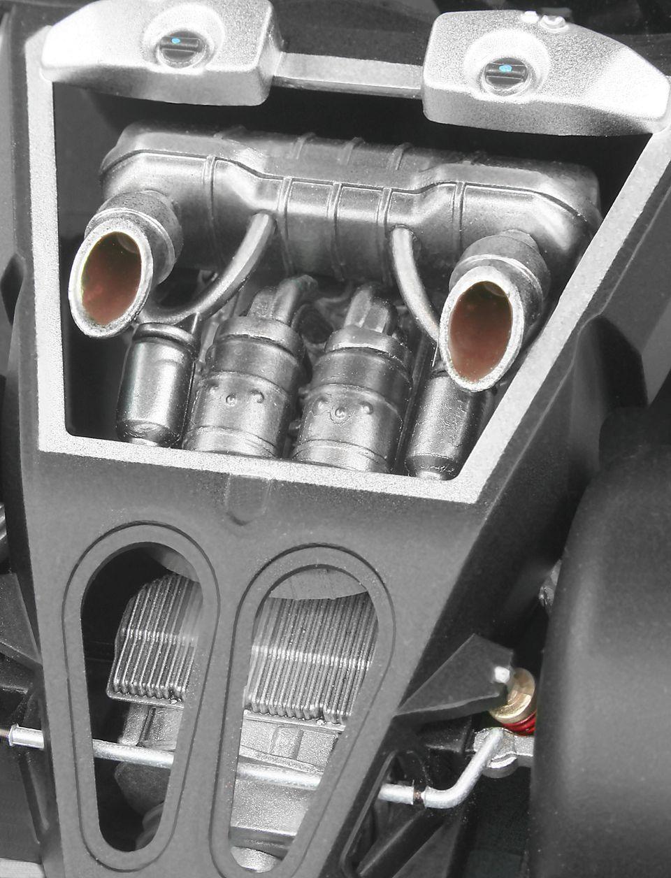 porsche 918 spyder revell modelisme. Black Bedroom Furniture Sets. Home Design Ideas