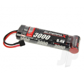 SuperpaX 8.4V 7-Cell 3000mAh NiMH, 6-1 Stick, HCT