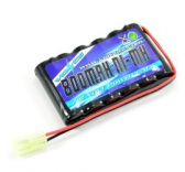 Pack NIMH 7.2V 800mAh mini Tamiya