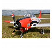 Warbird RC FMS T-28 1400mm V4 PNP  - FMS083