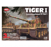 Tiger Early Production 1/16 a monter TAIGEN