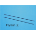 EK1-0232 - barre de bell (flybar) - Esky - honey bee cp - 000215 / EK1-0232