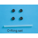 EK1-0241 - o ring rubber / plastic ring set - Esky - 000226 / EK1-0241