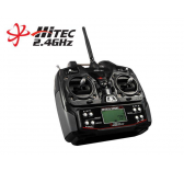 Hitec Optic 6 Sport radio complete 6/6/4