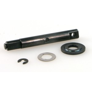 6538-H008 RE. DIFF. PIN. GEAR SHAFT+CLIP(2MM)