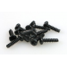 S002 ROUND HEAD SELF TAPPING SCREW 3x12 (12)