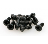 S003 ROUND HEAD SELF TAPPING SCREW 3x8 (12)