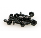 S018 ROUND HEAD SELF TAPPING SCREW 2.6x8 (12)