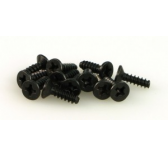 S024 COUNTERSUNK SELF TAPPING SCREW (12)