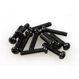 S060 ROUND HEAD SCREW 2.5x12 (12)