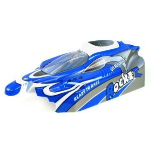 B002 OFF ROAD BUGGY BODY (BLUE) 1/10