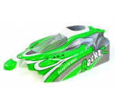 6588-B003 OFF ROAD BUGGY BODY (GREEN) 1/10