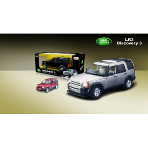 Landrover LR3 Discovery 3 1:14 Argent - 403967