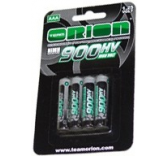 Elements R3-AAA 900Mah (4) - Modelisme Orion - ORI13202