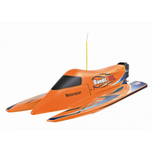 Bateau Bandit II OBL Orange Brushless - T5122-O