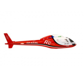 002663 - Fuselage rouge - Big Lama - 002663