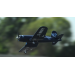 Mini F4U Bleu version Kit Famous