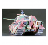 Char RC KING TIGER Tamiya - TAM-56018