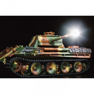 Char D Assault RC GER.PANTHER Tamiya - TAM-56022