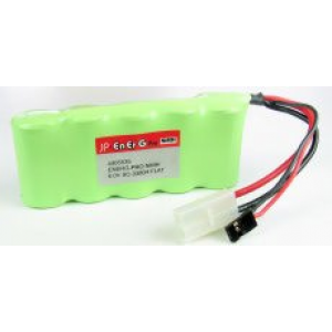 Pack accu Nimh 6V 3300mAh reception