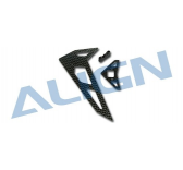 H45103T - Empennage carbone - T-rex 450 Sport Align - H45103T