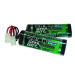 Accu 3300Mah 7.2V (2 accus) - Orion - ORI10902