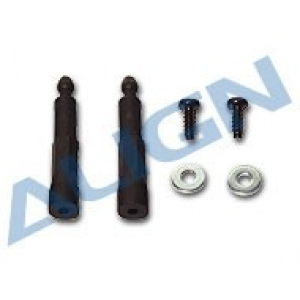 H60030T-1 - Support fixation bulle - T-rex 600 Align - H60030T-1