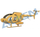 Modelisme helicoptere - Fuselage 500MD - Helicoptere rc T-rex 600 - HF6003T