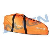 Sac de transport Orange - T-rex 500 - ALG-1-HOC50002