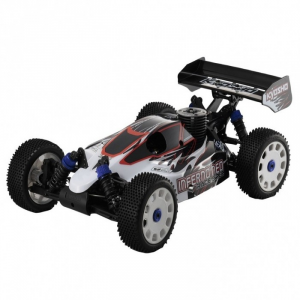 Modelisme voiture - Inferno Neo Race Spec Readyset - Kyosho - 31682T1