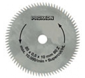 Super-Cut 85 x 0,5 x 10 mm, 10 dents - Proxxon - PRX-28731