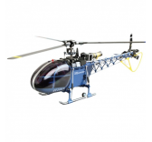 Modelisme helicoptere - Mono Rotor 1&33 LM Tripale Mode 2 - Scorpio - 2000ES133LM2