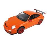 Modelisme voiture - Porsche GT3 1/14 Orange 40Mhz - 404312