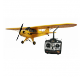 Avion RC Piper J3 Cub 2.4Ghz RTF - DYN8941-RTF