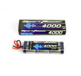 Rocket pack Lipo 3000Mah 7.4V IBS 30C - Orion  - ORI14122