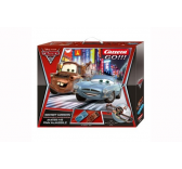 Cars 2 - Secret Mission carrera a l echelle 1/43 - CA62239