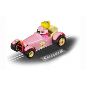 Voiture Mario Kart DS Peach Royale Carrera - CA61123